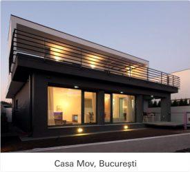 Casa mov